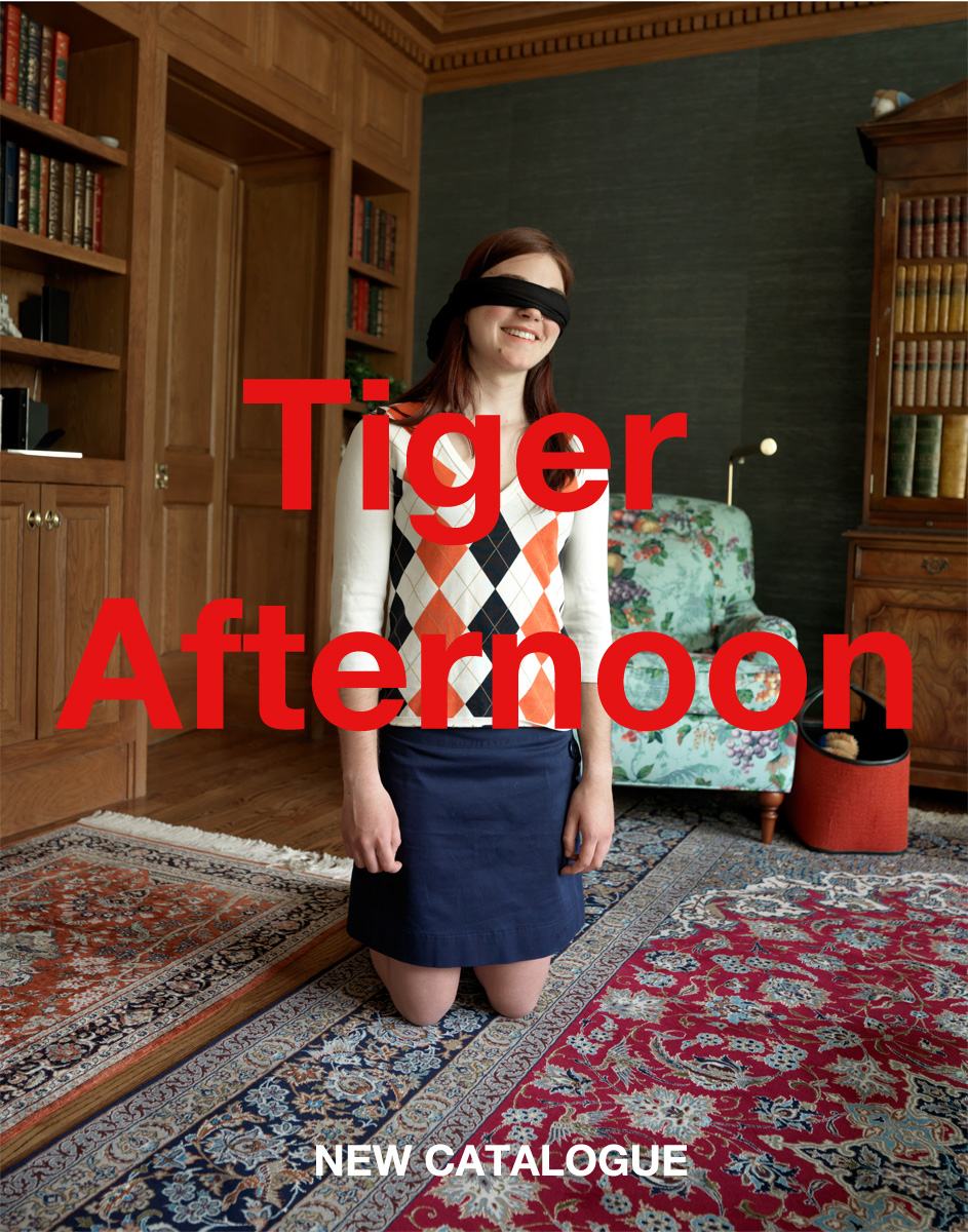Tiger Afternoon